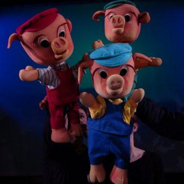 Amali na sceni 2018 – TRI PRAŠČIĆA – mjuzikl za malene